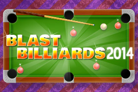 Play Blast Billiards 2015!!
